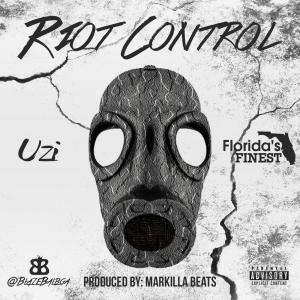 riot control the intro cover